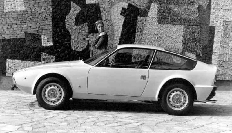 Alfa-Romeo Junior Zagato 1.6