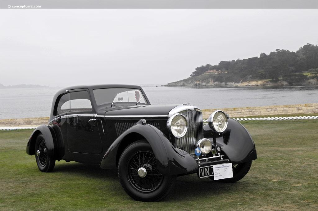 Bentley 3.5 Litre