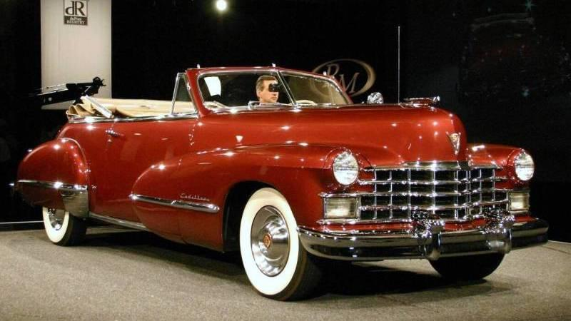 Cadillac Series 62 Convertible V