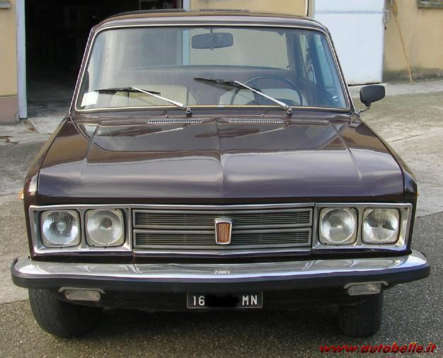 Fiat 125 Special T