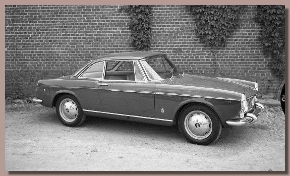 Fiat 1600 S Coupe