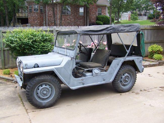 Ford M151A1