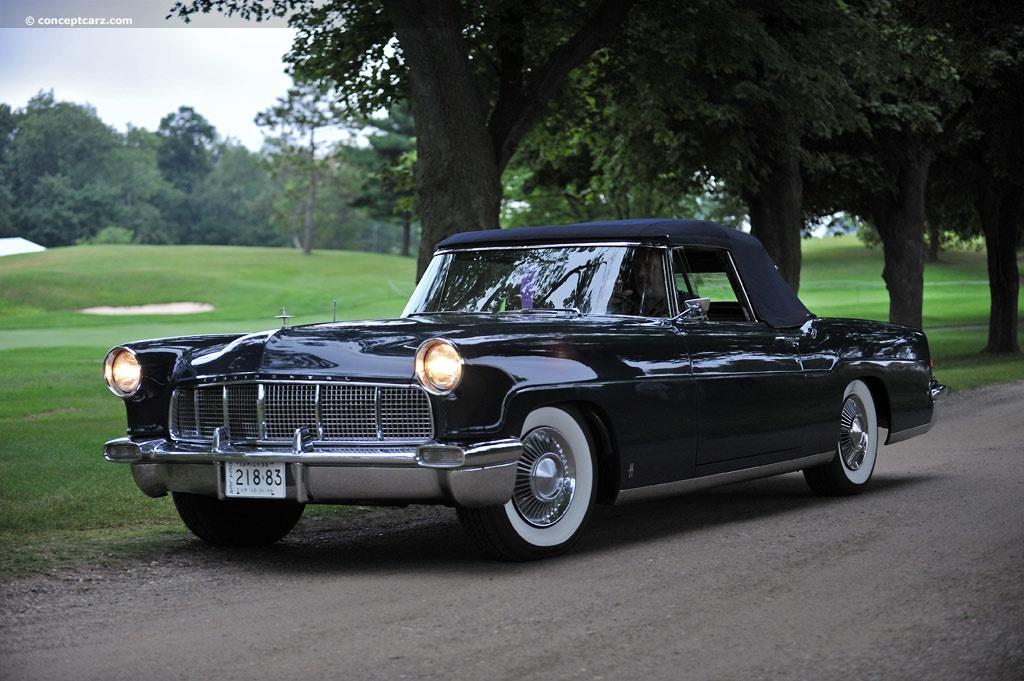 Lincoln Continental Mark II Convertible
