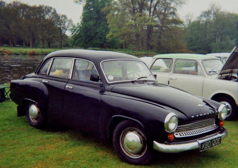 Wartburg 311 Sedan